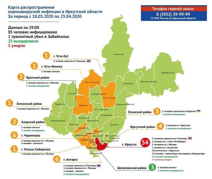 Изображение правительства Иркутской области