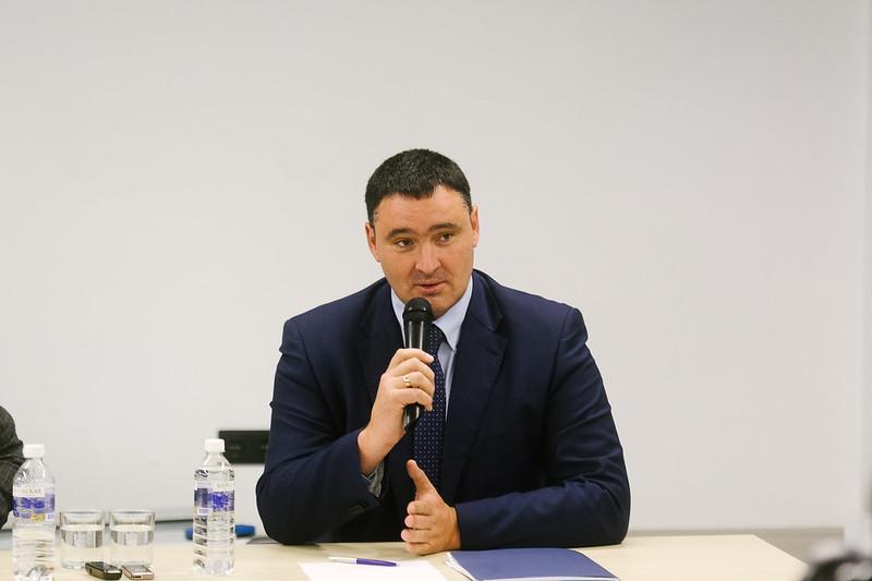 Руслан Болотов. Фото из архива IRK.ru