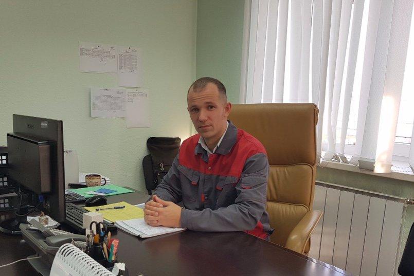 Александр Сарапулов, исполнительный директор ООО «Саянскгазобетон»
