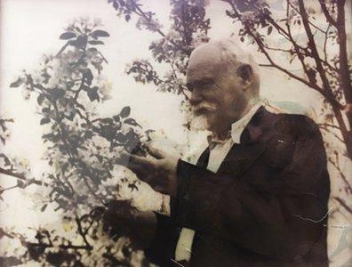 Первый директор Ботанического сада Павел Иванович Малиновский. Фото с сайта Ботанического сада