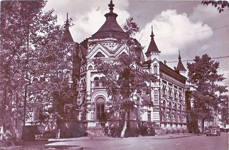 Дворец пионеров в 1960-е годы. Фото с сайта pribaikal.ru