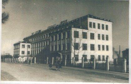 Школа №3. Фото с сайта school3.irk.ru