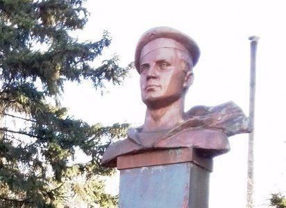 Бюст Николая Вилкова. Фото с сайта cbs-irkutsk.ru