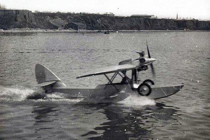 Самолет-амфибия Ш-2. Фото из открытых источников