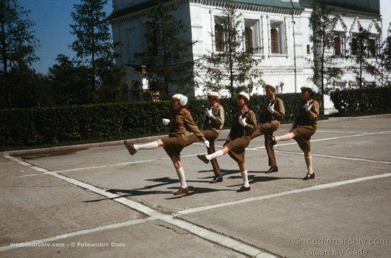 Караул у «Вечного огня». Фото с сайта photochronograph.ru