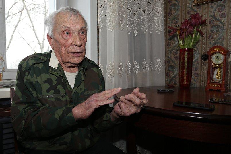 «К середине июня 1943 года был получен приказ взять высотку, с которой немцы пытались контролировать прилегающую к ней местность». Фото Андрея Семакина
