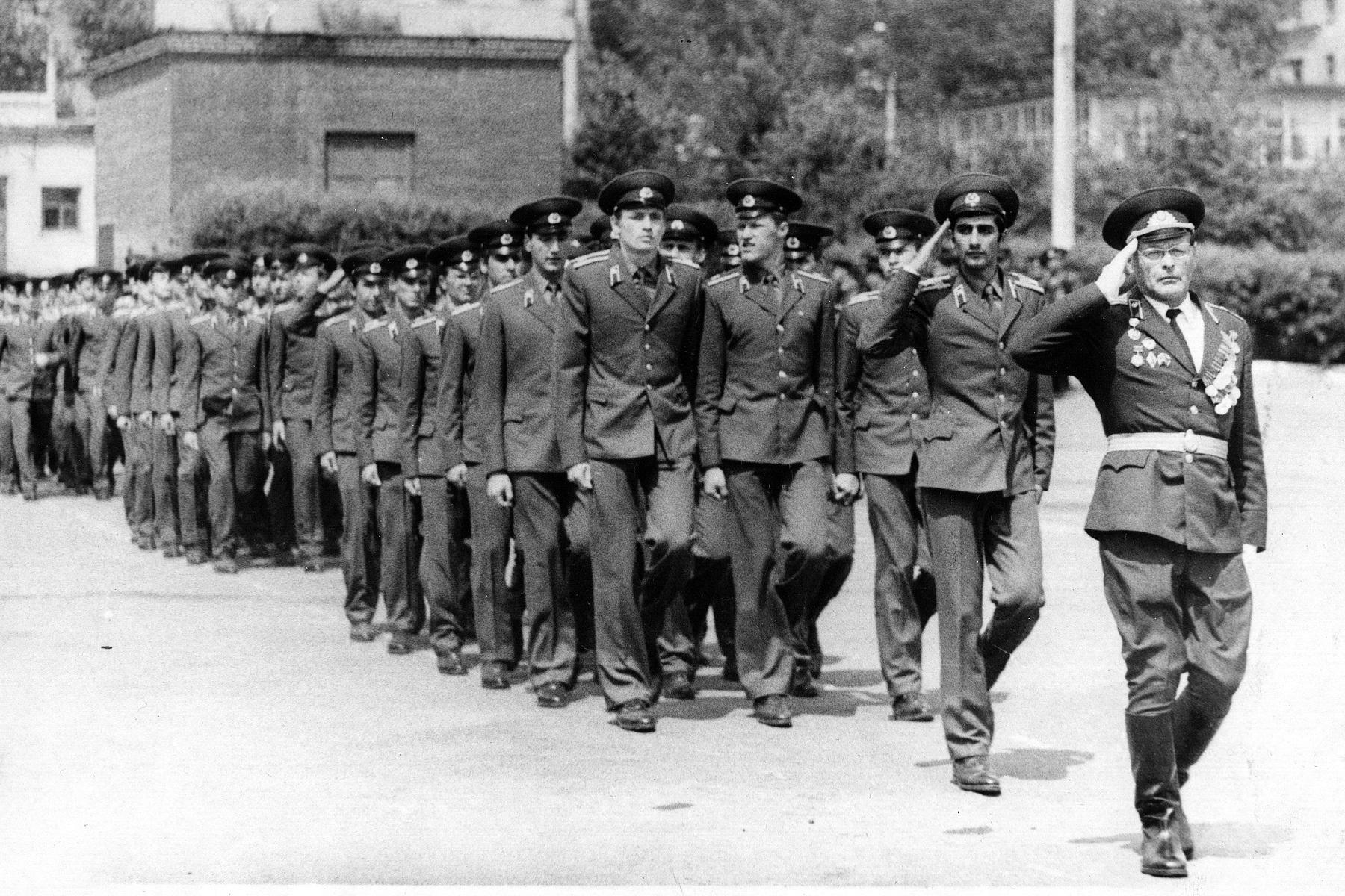 Фото из архива ВСИ МВД