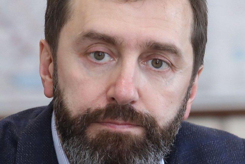Александр Ведерников. Фото пресс-службы Заксобрания Иркутской области