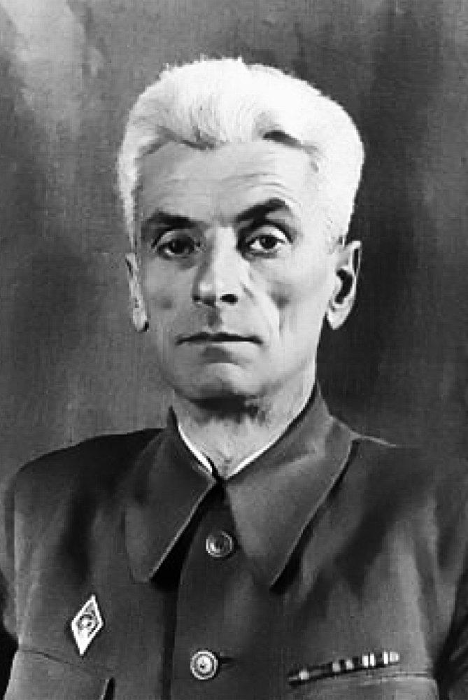 Иосиф Шварцберг. Фото с сайта iscst.ru