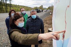 Десять километров Голоустненского тракта заасфальтируют в 2020 году