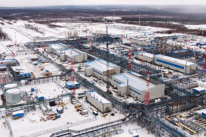 Чаяндинского месторождения. Фото с сайта gazprom.ru
