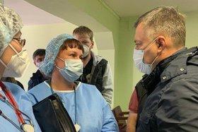 Правительство прокомментировало ситуацию с выплатами врачам скорой помощи Иркутска