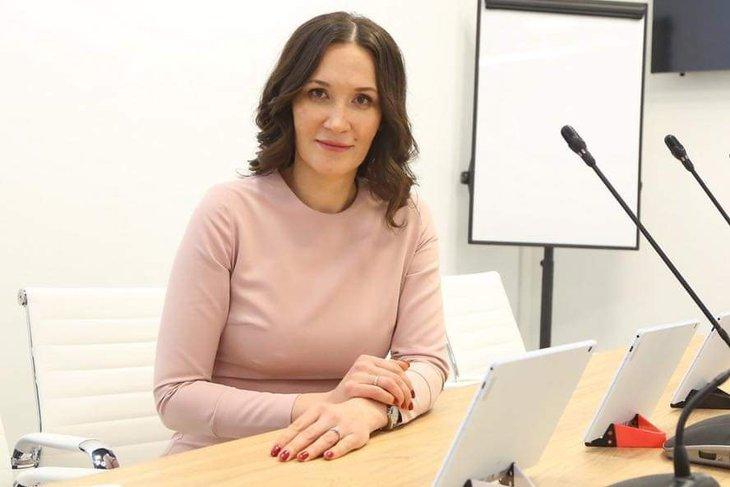 Диляра Окладникова, директораИркутского областного гарантийного фонда
