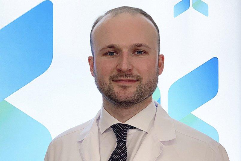 Иван Степанов, врач-нейрохирург
