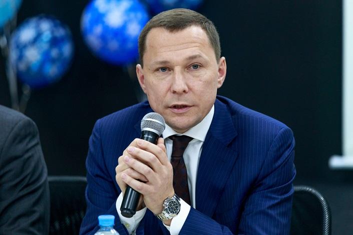 Антон Григоров. Фото из архива сайта ac.gov.ru