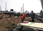 Строительство в Тулуне. Фото из архива пресс-службы правительства Иркутской области