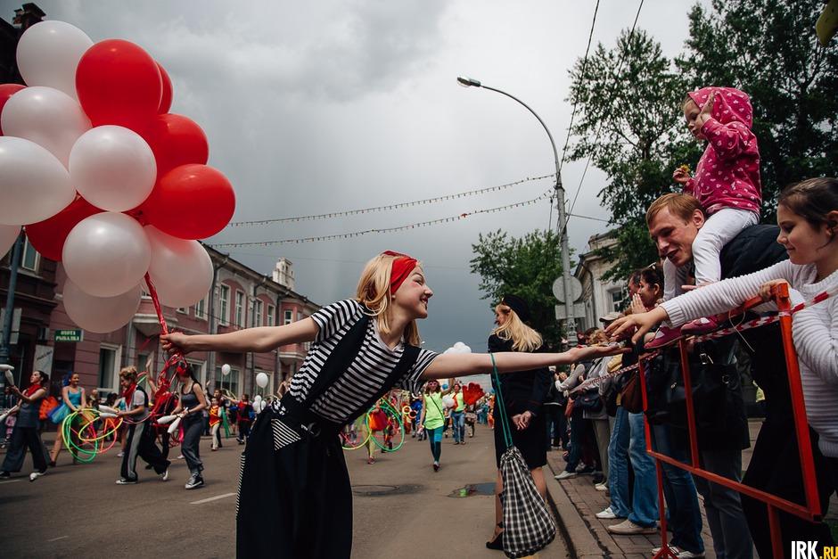 2015 год: карнавалы на День города проходят с 2010 года. В 2015 году событие переименовали в праздничное шествие.