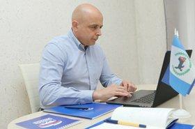 Сергей Сокол. Фото с сайта facebook.com