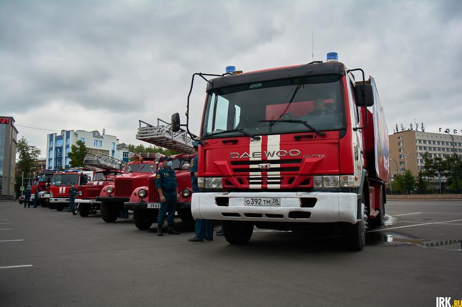 В честь этой даты 10 июня 2020 года в Иркутске состоялся автопробег пожарной техники.