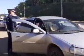 61 пьяного водителя задержали в Иркутске в прошедшие выходные