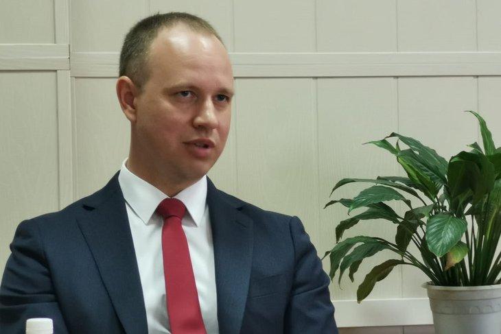 Андрей Левченко, сын Сергея Левченко