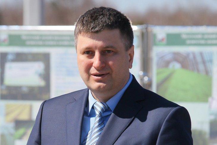 Сергей Шеверда, экс-министр лесного комплекса