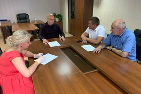 Депутаты Заксобрания и Госдумы обсудили развитие Чунского района