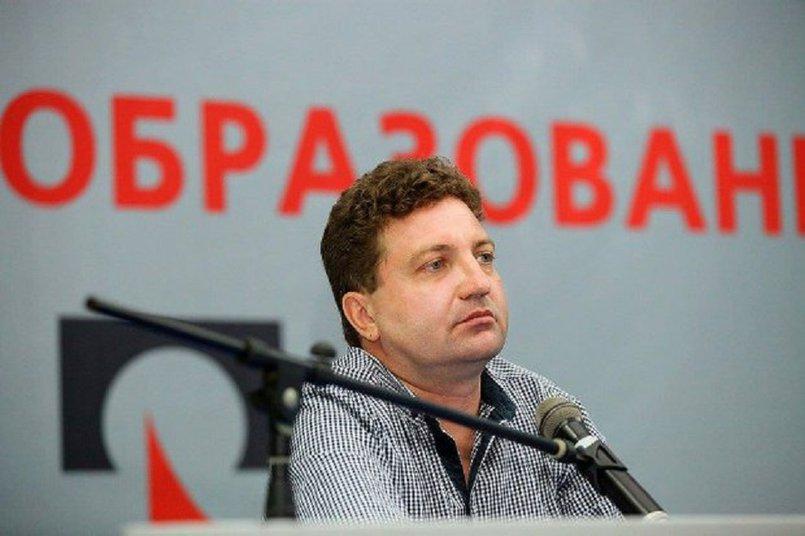 Сергей Шмидт, политолог