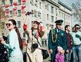2016 год: возможно, у иркутян сохранились видеозаписи парадов.