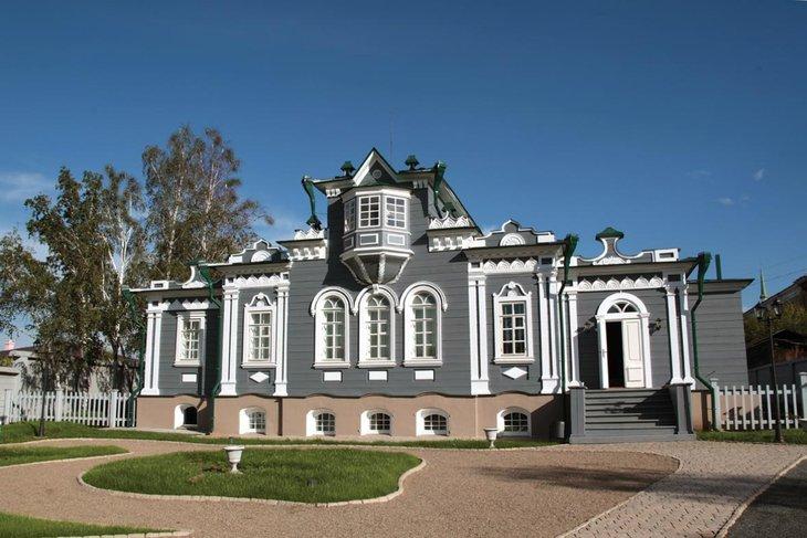 Дом-музей Трубецких. Фото с сайта vk.com/irkmuzejdekabristov