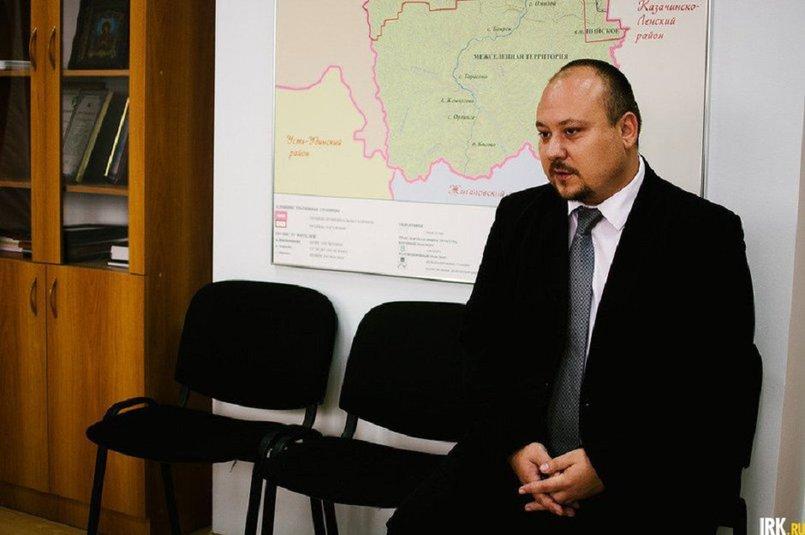 Михаил Барс. Фото IRK.ru