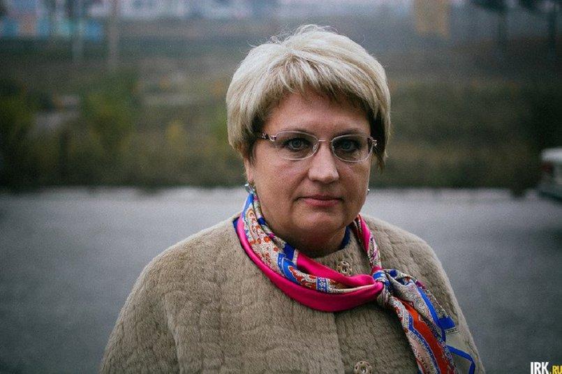 Тамара Климина. Фото IRK.ru