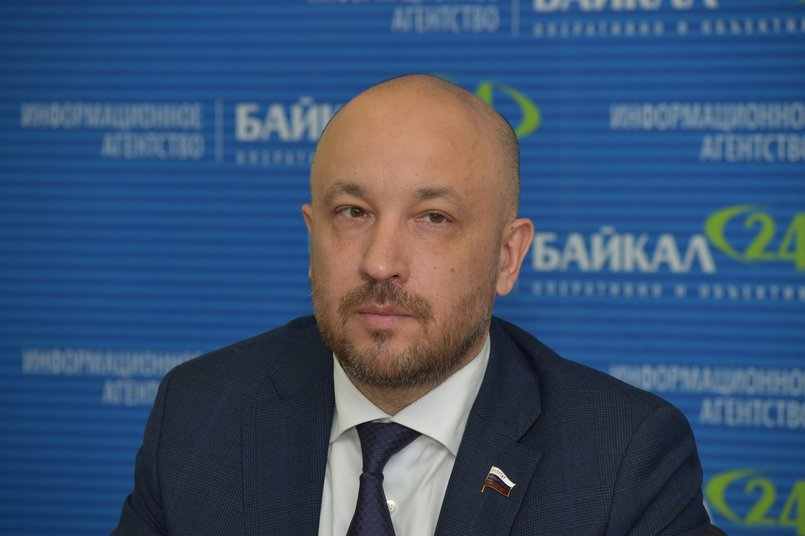 Михаил Щапов, депутат Госдумы, кандидат в губернаторы Иркутской области