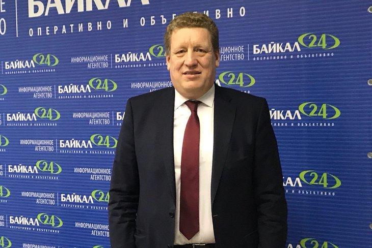 Геннадий Щадов. Фото IRK.ru