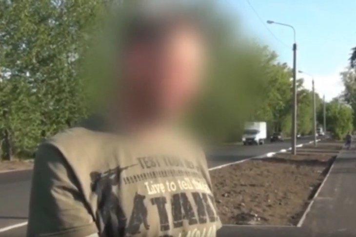 Изображение с оперативного видео СУ СК РФ по Иркутской области