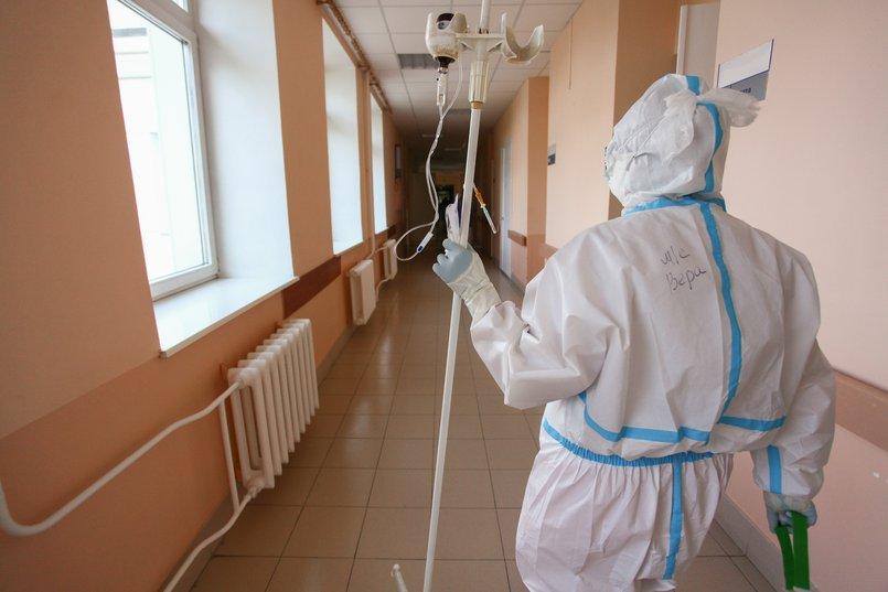 В отделениях Иркутской городской клинической больницы № 1 находится на лечении 267 человек