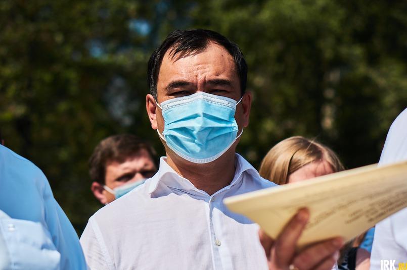 Депутат Государственной Думы РФ Сергей Тен отметил, что ситуация в Иркутске улучшается, но медленно