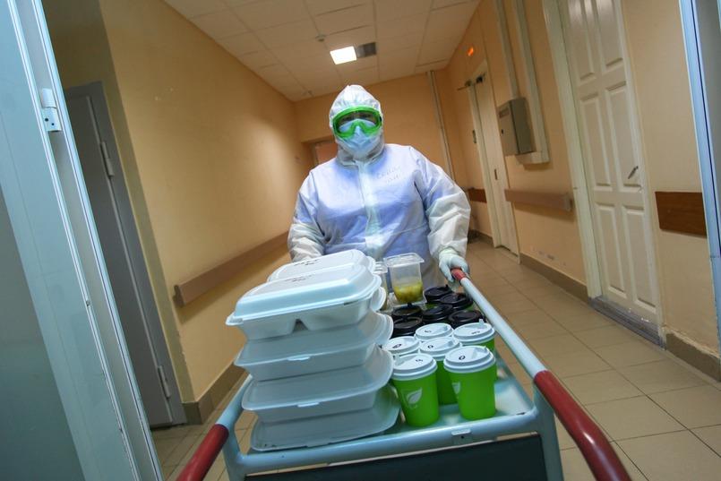 Зараженные коронавирусом не ощущают ни запаха, ни вкуса еды
