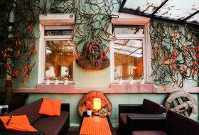 Летняя веранда ресторана «Кочевник»