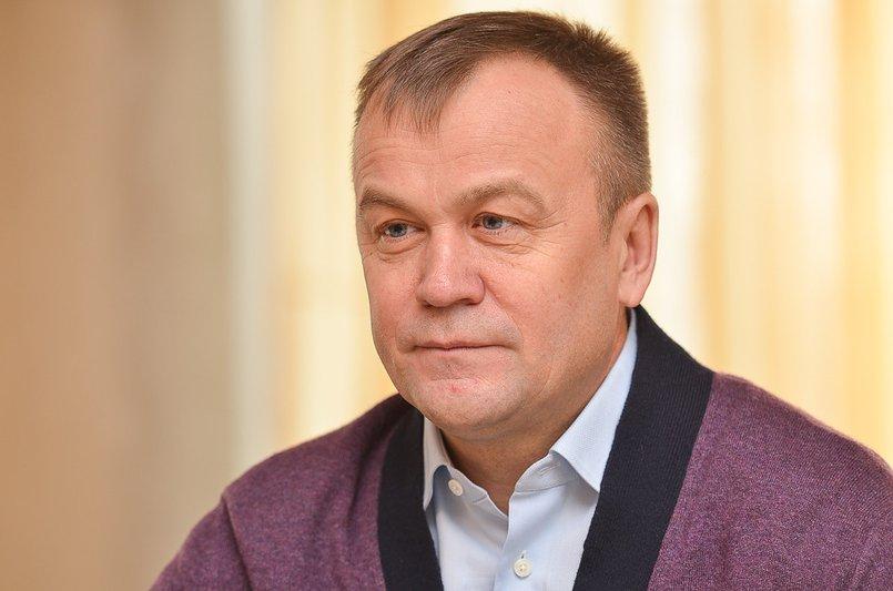 Сергей Ерощенко, губернатор Иркутской области с 2012 по 2015 год