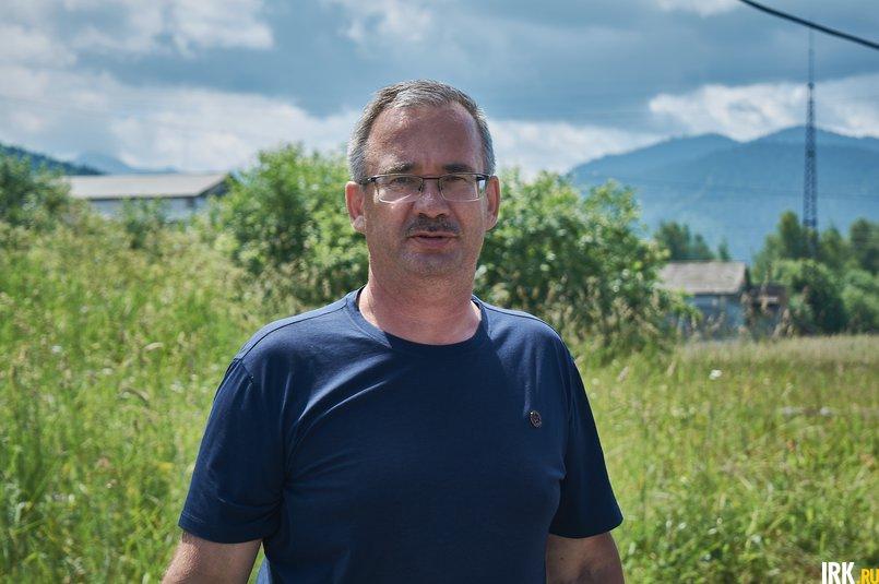 Федор Ларченко, директор ООО «Теплоснабжение»