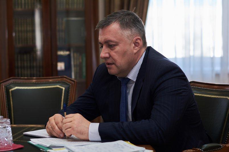 Игорь Кобзев, врио губернатора Иркутской области с декабря 2019 года