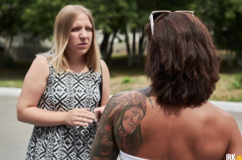 Оксану нашли 7 июля в 10 утра