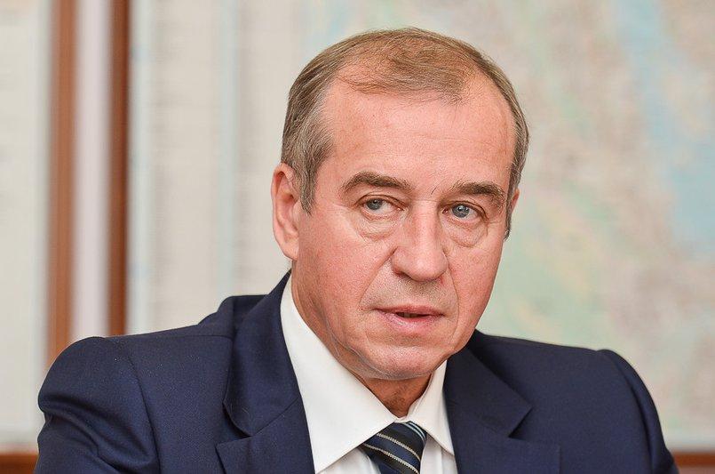 Сергей Левченко, губернатор Иркутской области с 2015 по 2019 год