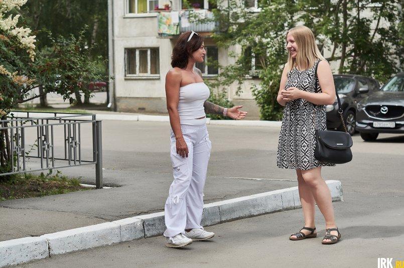 Оксана рассказала, что уже ходила в поход на пик Черского