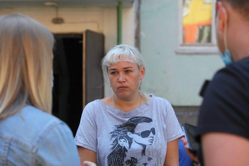 Татьяна живет в 506-м городке в Усольском районе с прошлого лета