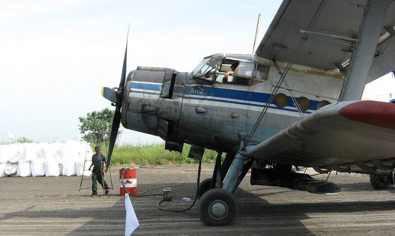 Самолет Ан-2. Фото Виталия Мациевского