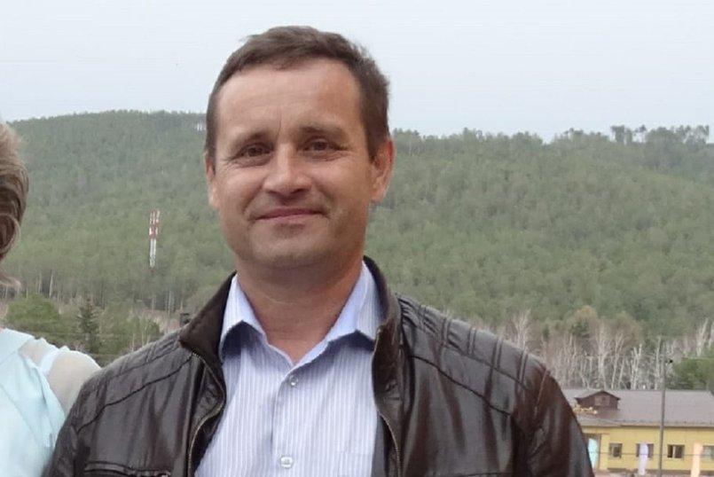 Виталий Мациевский. Фото Марины Казаковой