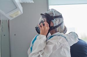 В ГКБ №1 поступают пациенты со всей Иркутской области