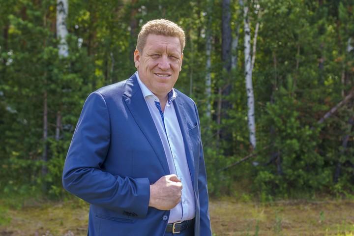 Геннадий Щадов. Фото из личного архива